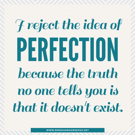 perfectionquote